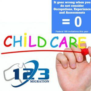 Child care migration