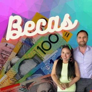 Becas Colombianos